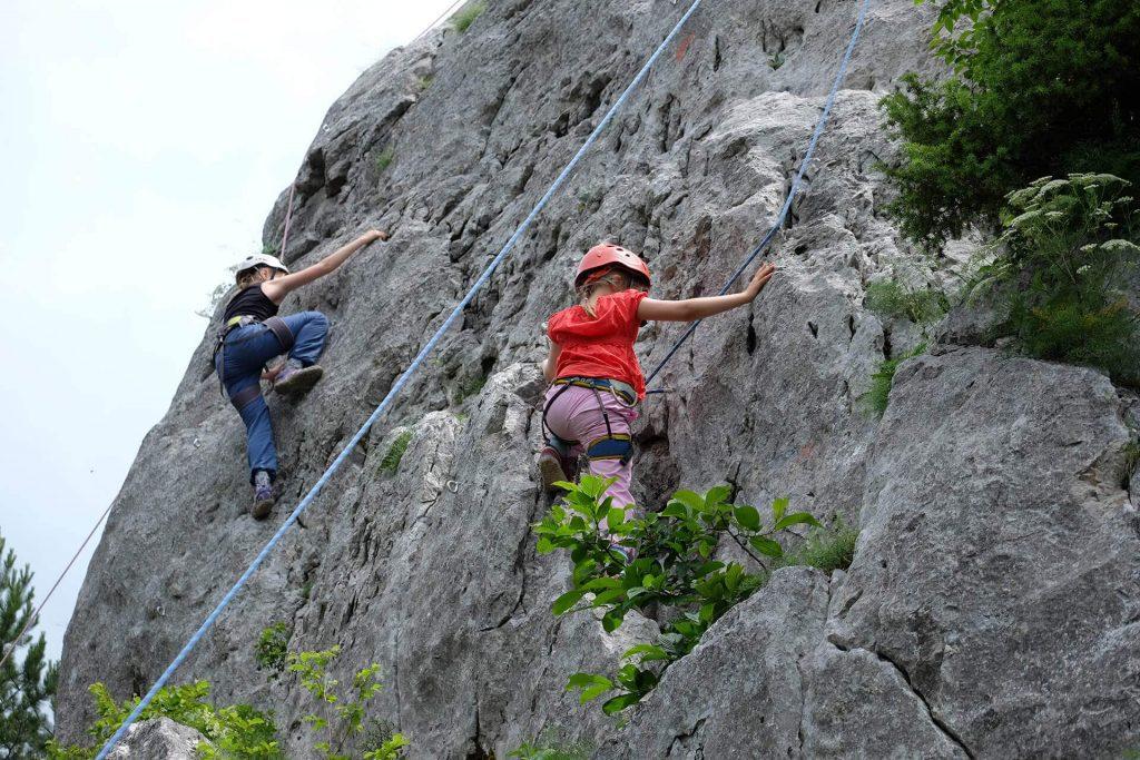Rock Climbing, Durmitor, Balkan Adventure
