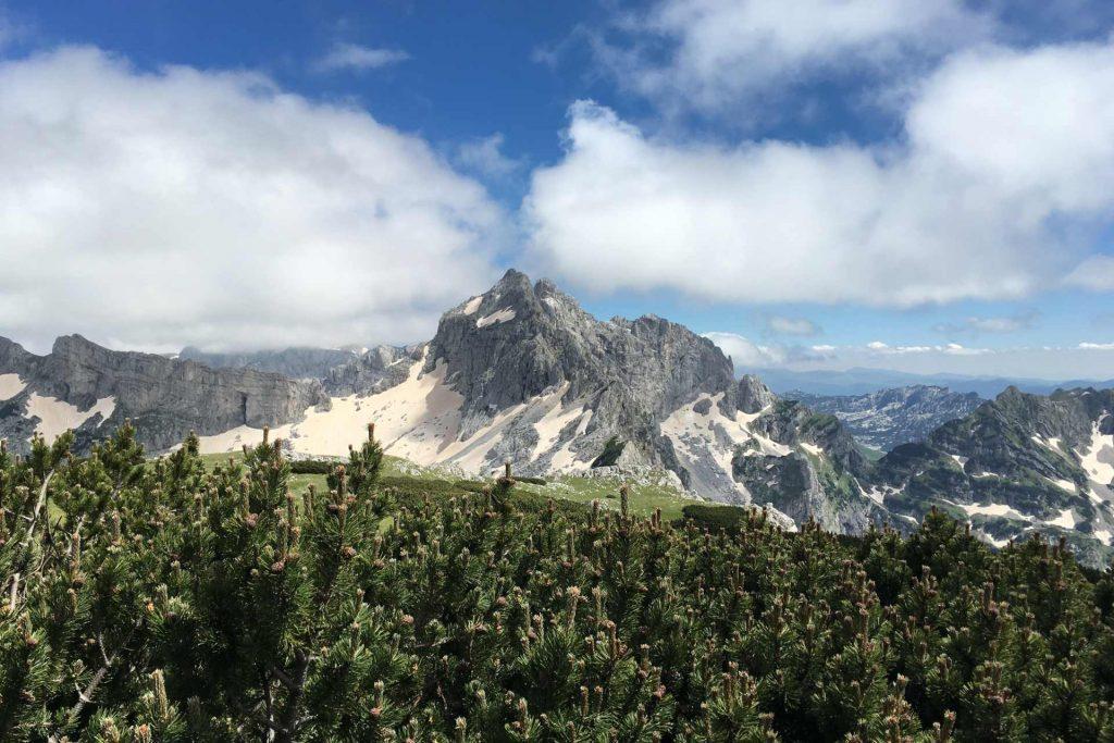 Hiking Durmitor, Balkan Adventure