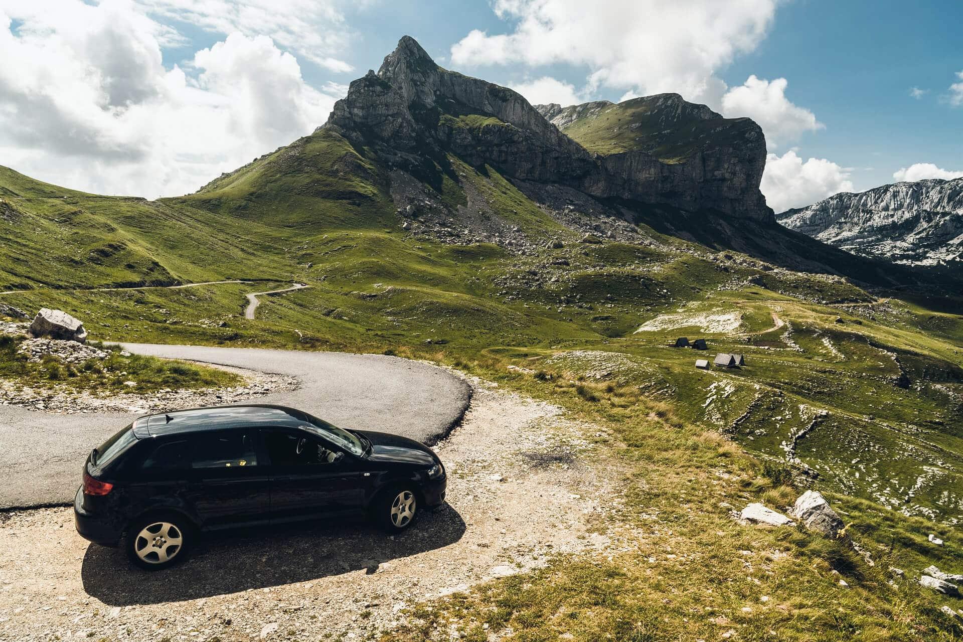 Header, Car Rental, Balkan Adventure